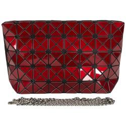Malique Geometrical clutch rood 1001 - 4001432