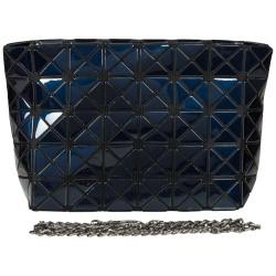 Malique Geometrical clutch blauw 1003 - 4001208
