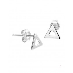 Oorknoppen driehoek open - 10031134
