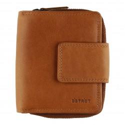 DSTRCT 382030.30 ladies purse, cognac - 4001123