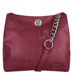 Chabo bags Chain bag small handtas Burgundy 2000 - 4001003