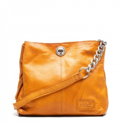 Chabo bags Chain bag small handtas Indian ocher 2000 - 4001004