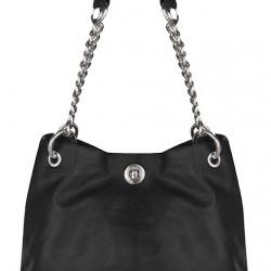 Chabo bags Chain bag big handtas Black 1000 - 4001005
