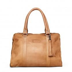 Chabo bags Kit's classic handtas Cognacl 7000 - 4001074