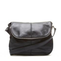 Chabo bags Pepper Ox big crossbody tas Black 54000 - 4001087