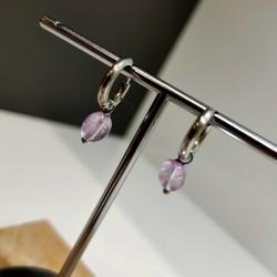 SALE My Jewellery - Staal & edelsteen, creool - 4001468