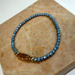 SALE Azibi-Ibiza armband- schelp - 4001469