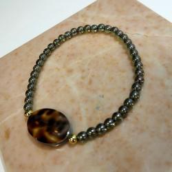 SALE Azibi-Ibiza armband- schelp - 4001471