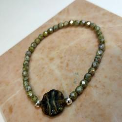 SALE Azibi-Ibiza armband- schelp - 4001472