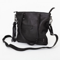 BAG2BAG - Rome Black B2B-364, hand/schoudertas - 4001488