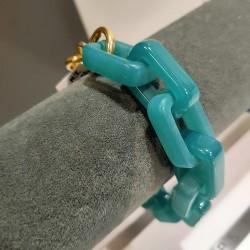 Camps & Camps armband - Jelly aqua blue - 4001690