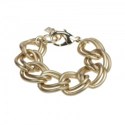 Camps & Camps armband - Gold double gourmet - 4001705