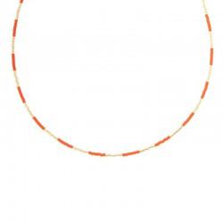 Biba - Collier 60504mix13, orange summer - 4001970