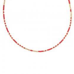 Biba - Collier 60505mix05, red summer - 4001952