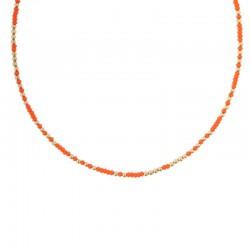 Biba - Collier 60505mix12, orange summer - 4001978