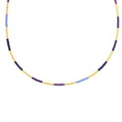 Biba - Collier 60507mix07, summer purple - 4001953