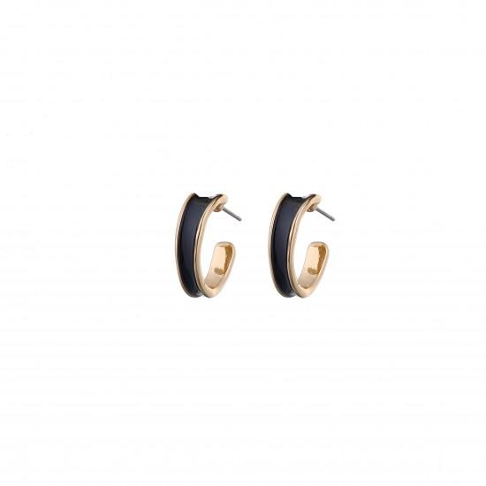 GoDutchLabel E0594-1 - Oorsieraad bijoux double, oorsteker - 4001373