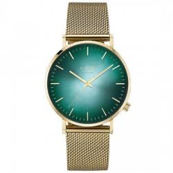 Kane horloge GJ13001SS, Gold jade mesh - 4001815