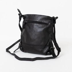 BAG2BAG - Marchje Black B2B-113, schoudertas - 4001506