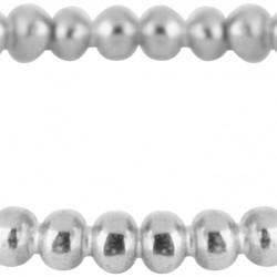 Charmins ring bubbling steel R508, Maat 20 - 4002110