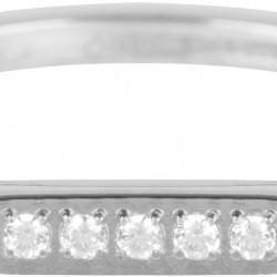 Charmins kinderring Black tube sparkle R540 maat 14 - 4001935
