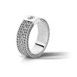 Rebel & Rose ring RR-RG020-S-66, Maat 66 - 4000878