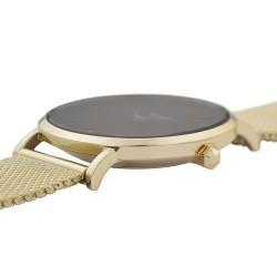 Cluse horloge cw0101203017, Minuit Mesh Black, Gold - 4000467